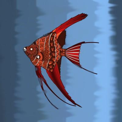Fish | jen | Digital Drawing | PENUP