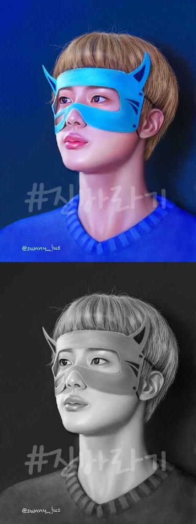 진~♡ | Sunny-jus | Digital Drawing | PENUP