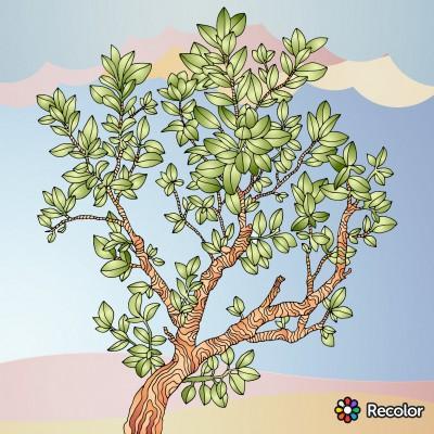 green | treimofturi | Digital Drawing | PENUP