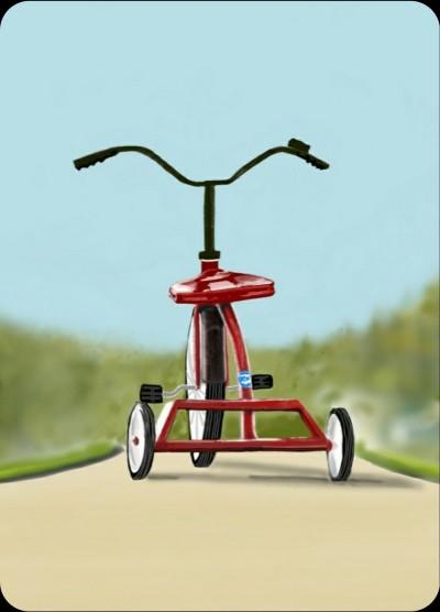 it's a bike but not a bicycle | Lor-Van | Digital Drawing | PENUP