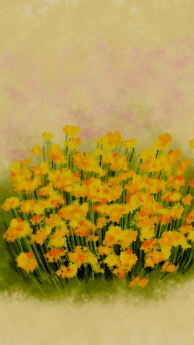 Garden | CAREUS | Digital Drawing | PENUP