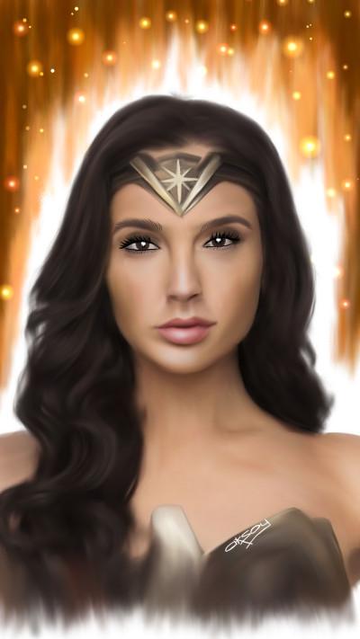 WONDER WOMEN  | aksoy | Digital Drawing | PENUP