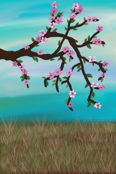 Landscape Digital Drawing | Shirley | PENUP