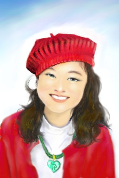 Laugh~♡ (for JYX) | Nokhong | Digital Drawing | PENUP