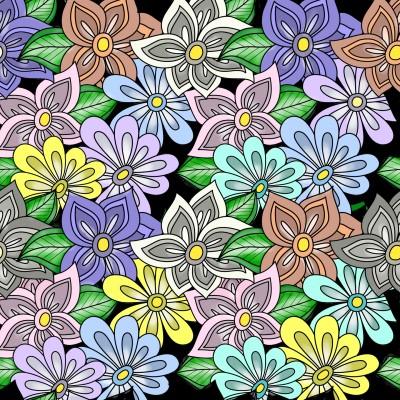 Coloring Digital Drawing | Trish | PENUP