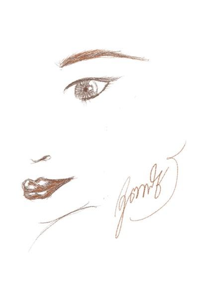 ยิ้ม | NuKrit | Digital Drawing | PENUP
