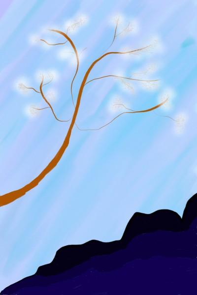 Coming Spring | k80 | Digital Drawing | PENUP