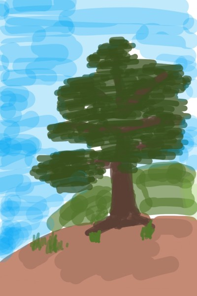 Tree | Shawn | Digital Drawing | PENUP