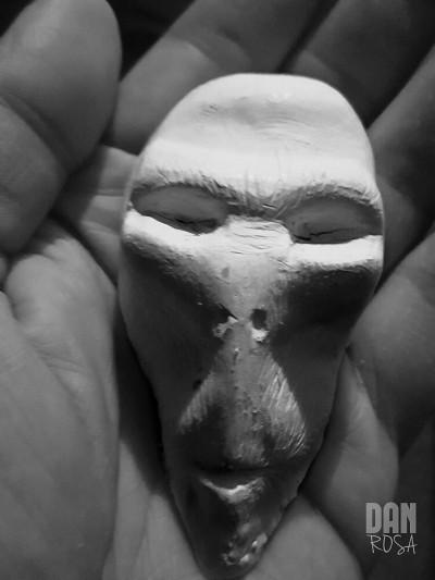 Alien I sculpted | DANROSE | Digital Drawing | PENUP