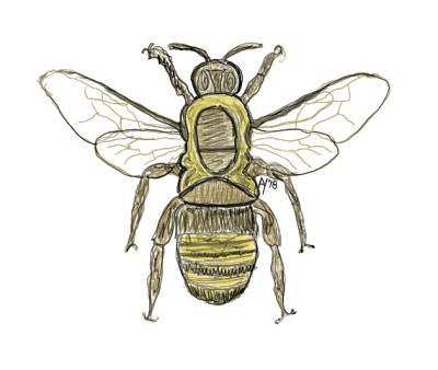 The Buzz   AHY   Digital Drawing   PENUP