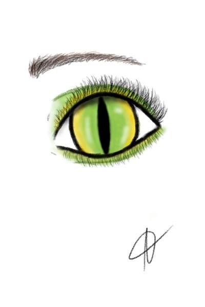 eye   lilasmurf   Digital Drawing   PENUP