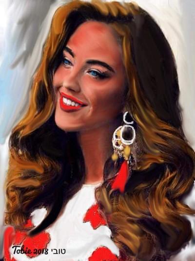 pretty woman | Tobie.ISR | Digital Drawing | PENUP