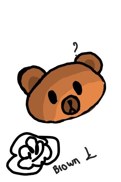 BROWN | djdidikcjcjd | Digital Drawing | PENUP
