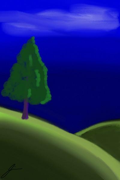 tranquility  | gman187 | Digital Drawing | PENUP