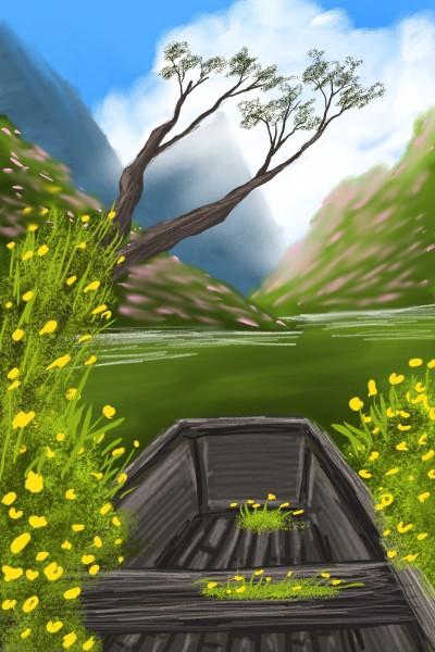 beauty of nature    Pradnya   Digital Drawing   PENUP