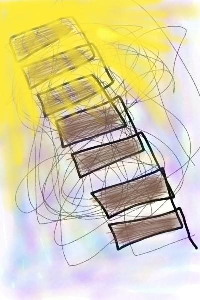 ladder  | yerim | Digital Drawing | PENUP