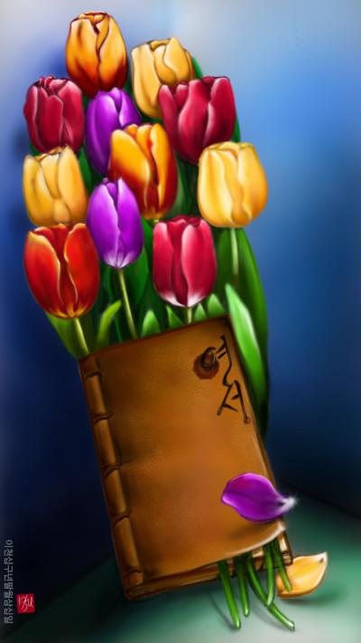 Tulip( 연서)   sun.u   Digital Drawing   PENUP