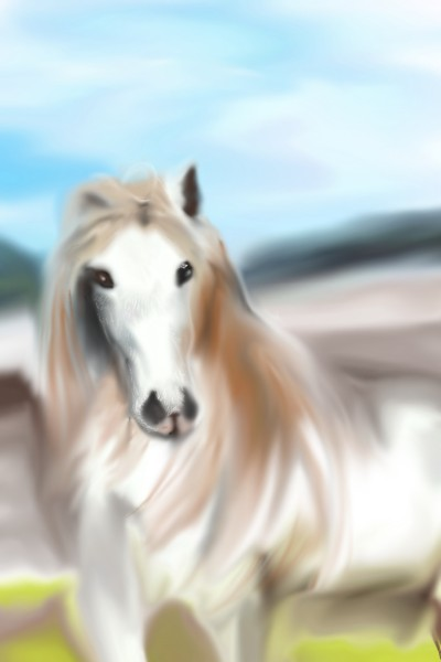 Horse | val | Digital Drawing | PENUP