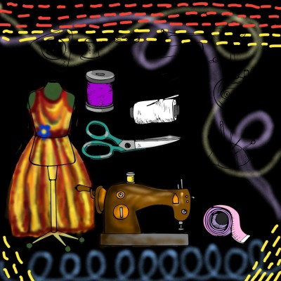 Coloring Digital Drawing   Mahwish   PENUP