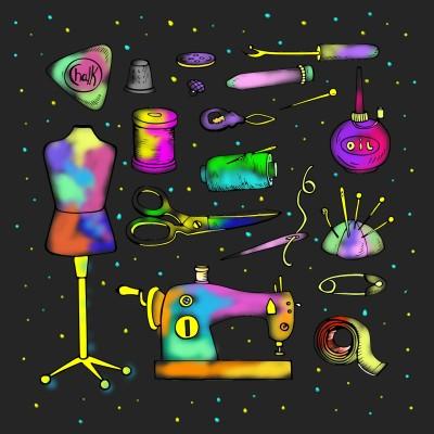 Coloring Digital Drawing | vaniaania | PENUP