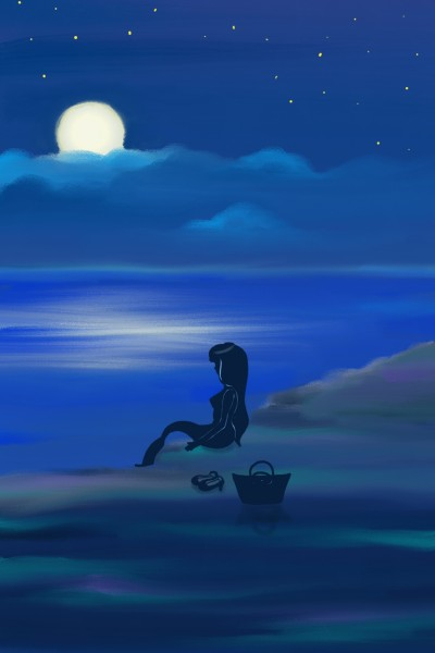Until Tomorrow | Diana | Digital Drawing | PENUP
