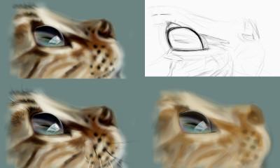 과정컷 | akira | Digital Drawing | PENUP