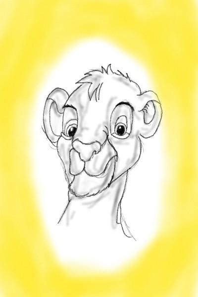 Character Digital Drawing | hello | PENUP