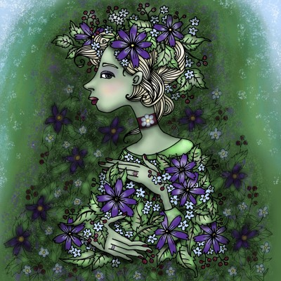Nature Lover | LisaBme | Digital Drawing | PENUP