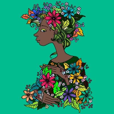 Coloring Digital Drawing | Ashleedraws | PENUP