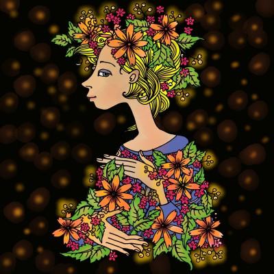 woman | Piero | Digital Drawing | PENUP