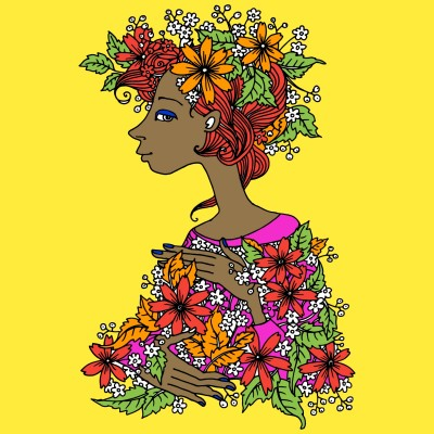 Coloring Digital Drawing | Dima | PENUP