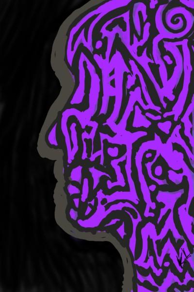 Silhouette | _Katlyn_L | Digital Drawing | PENUP