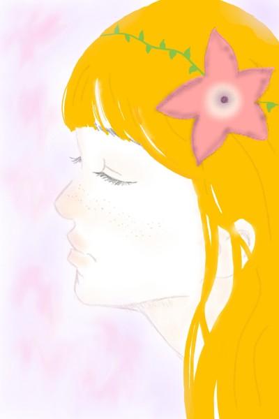 Live Drawing Digital Drawing | rose | PENUP