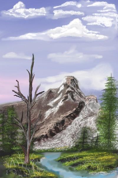 Montanha   Cesar   Digital Drawing   PENUP