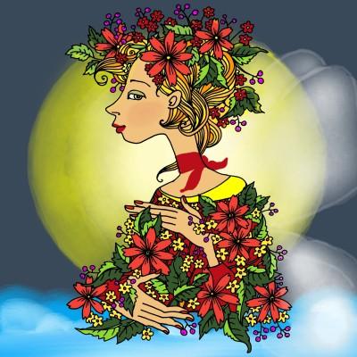 dream fairy   Diana   Digital Drawing   PENUP