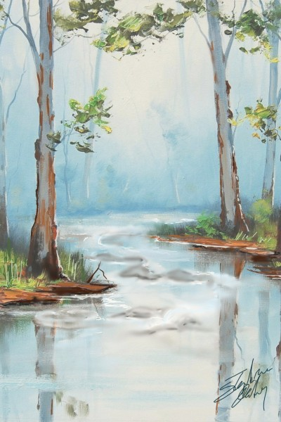 Downstream | Stephanie | Digital Drawing | PENUP