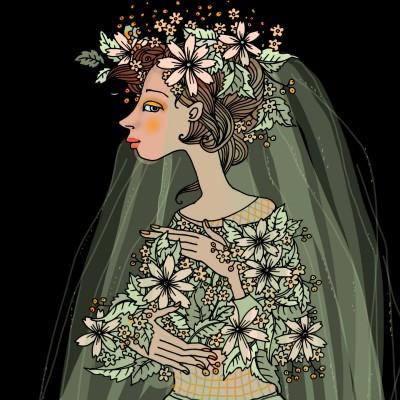여인.. woman.. | mjyoo | Digital Drawing | PENUP