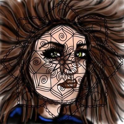Me after Isolation   SummerKaz   Digital Drawing   PENUP
