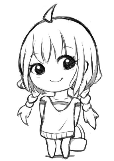 Doodle Digital Drawing | Orange_Dragon | PENUP