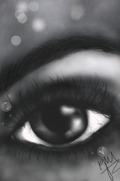☆Let's draw eye ☆ | kitt | Digital Drawing | PENUP
