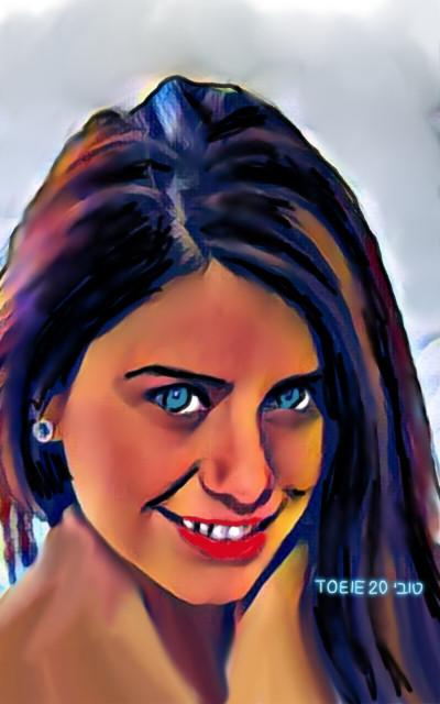 TAMARA    Tobie.ISR   Digital Drawing   PENUP
