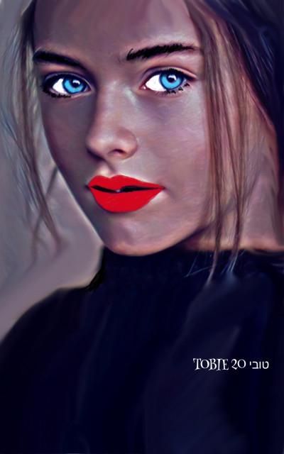 ANITA    Tobie.ISR   Digital Drawing   PENUP