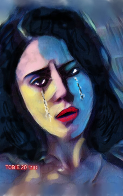 YOU'RE NOT PRETTY WHILE YOU'RE CRYING  | Tobie.ISR | Digital Drawing | PENUP