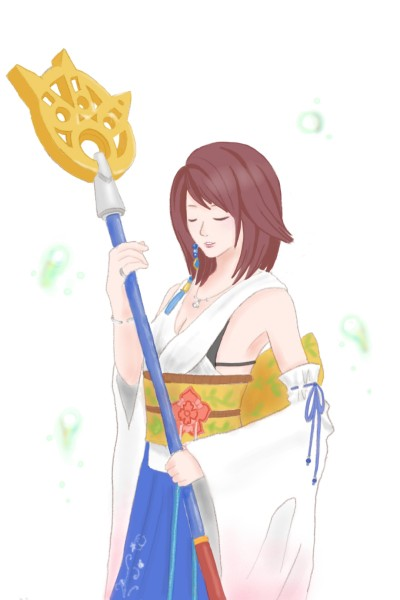Final Fantasy Fan Art | Orenjineko | Digital Drawing | PENUP