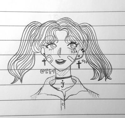 Doodle Digital Drawing | Lozenn_bande | PENUP