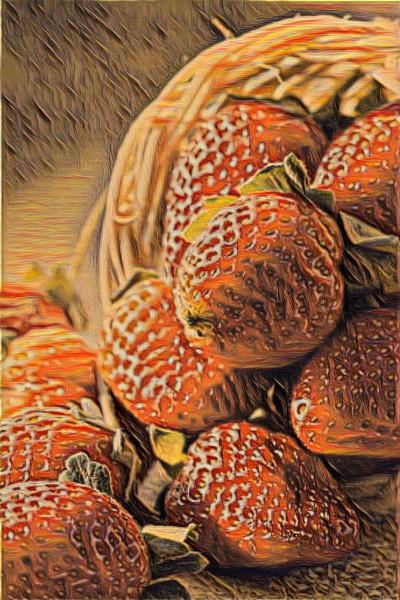 strawberry | I.am.zita | Digital Drawing | PENUP