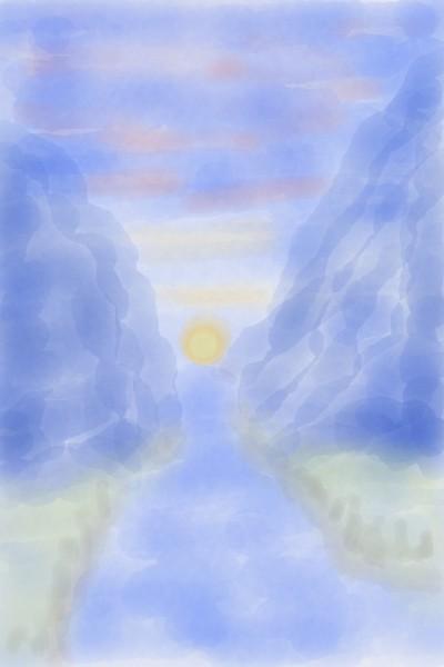 Passage | sandysimac | Digital Drawing | PENUP