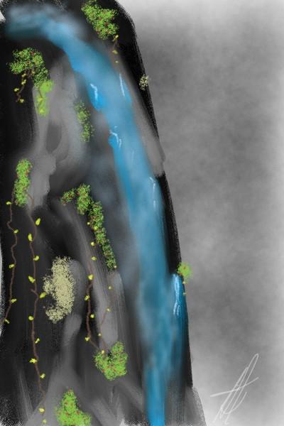falls   matt   Digital Drawing   PENUP