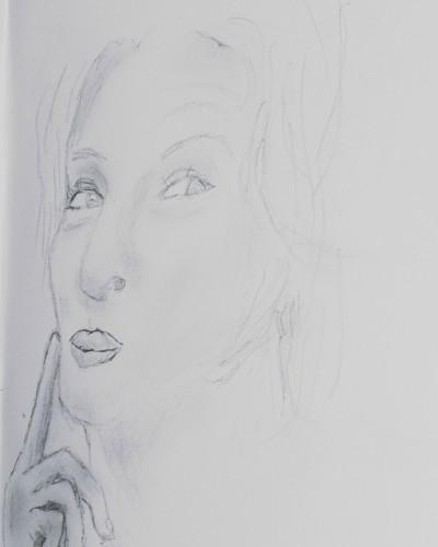 The Divine Miss M. Graphite | Blueflow | Digital Drawing | PENUP