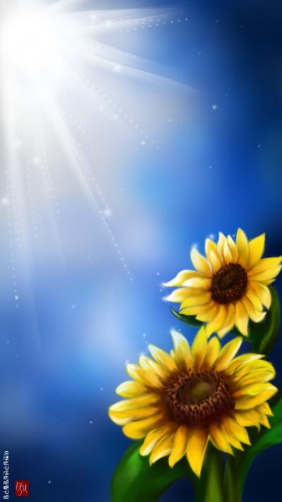 동경(Long for)   sun.u   Digital Drawing   PENUP